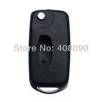 Blank Flip Remote Key Shell Case For Mitsubishi Outlander Grandis DKT0022
