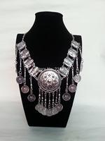 fashion necklace Zamac necklace,  silver jewelry,free shipping N110004