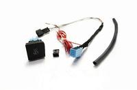 Volkswagen VW Passat B6 CC R36 Original Tire Pressure Monitoring Warning TPMS Switch SET Button With Wire