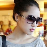 Fashion Popular Cool Polarized Sunglasses Original case Newest cat eye Classic brand len box glasses sunglasses women vintage C