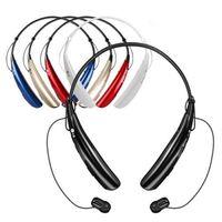 bluetooth sports headset HBS750 HBS-750 HBS 750 earphone wireless headphone sport earphone MP 3 player for samsung LG HTC