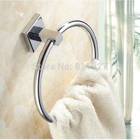 luxury quality copper brass towel ring towel rack holder toalha de banho pratos porta sabonete toalha sabonete espelho banheiro
