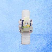 SV-H10 1inch Plastic Solenoid Valve 12V DC Actuator of Hall Flow Sensor