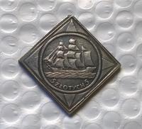 1936 Poland Coin COPY FREE SHIPPING