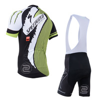 Special Team SpecializedTeam Cycling Jersey/Cycling Wear/Cycling Clothing+short bib suit- Team Free Shipping