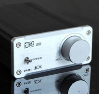 MUSE M21 EX TA2021 T-Amp Mini Stereo Amplifier 25WX2 - Sliver
