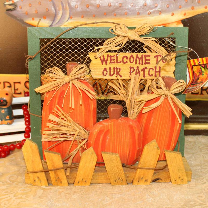 Wooden halloween crafts videos