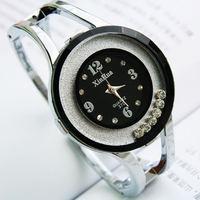 Supply of multi-slice scrolling diamond fashion quartz bracelet watch factory direct 150 860
