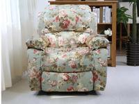 1060 Fabric sofa-  multi-function sofa tank/fabric small family / single seat  /fabric cloth sofa