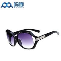 2014 New Style FAME Dragon Sunglasses Original case Newest cat eye Classic brand len box glasses sunglasses women vintage C