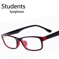 Wholesale Fashion Good Quality Women Men Geek Nerd Spectacles Chic Designer Eyeglasses Free shipping