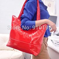 2014 Hot Winter Cotton Fashion Women handbag 6 color shoulder bag,warm ,Leisure feather bags