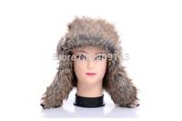 hot sale men hat women Bomber hat ladies Hats cap winter warm thick wool Apparel Accessories outdoor russian freeshipping
