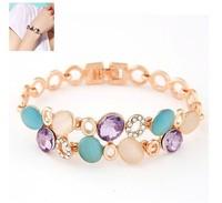 Star light Temperament of dazzle colour bracelet#014030643