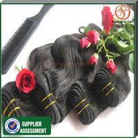 Indian Virgin Hair Body Wave 4 pcs Shangkai Hair Products 100% Unprocessed Virgin Human Hair Weave Indian Body Wave