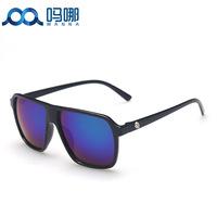 Free shiping 2014 Vogue Fashion sunglasses Original case Newest cat eye Classic brand len box glasses sunglasses women vintage C