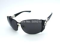 New arrival fashion Brand 1:1 all-match fashion women's big box sunglasses diorlady 2 sunglasses