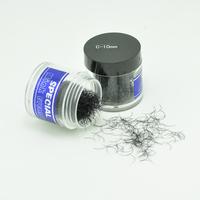 Eyemix Loose Individual Eyelash Extension Special Mink Eyelash 0.15mm Thickness C Curl Eye Lashes from Korea Freeshipping