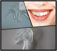 20Pcs/lot High Quality Thermoplastic Mouth Tray,Teeth Whitening Boil and Bite Mouth Tray-Hot Sell Loose Package MY301
