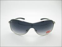 2014 black silver trend of personalized glasses sunglasses anti-uv sunglasses 8301