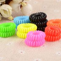 High quality Whosale hair accessory headband handmade hair rope color rubber band hair accessory Hair ring Children,Girl,women