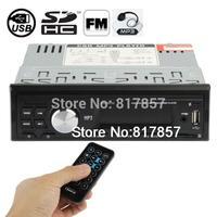 STEREO AUTO CAMPER CAMION AUTORADIO MP3 SLOT SD USB RADIO FM LETTORE MEMORY CARD