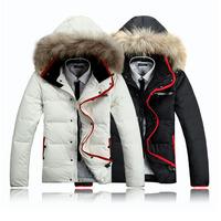 2014 Men Winter jackets 90% Duck Down Jacket Men's Coat  Brand Sport Jacket , Winter Down Parka Man's Overcoat  Free shipping