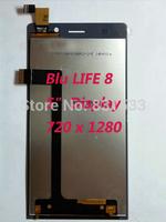 "Original Blu LIFE 8  5""  720 x 1280 SmartPhone LCD IPS Display +Touch screen Digitizer Glass Sensor"