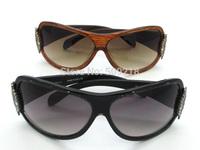 New arrival fashion Brand 1:1 all-match fashion women's big box sunglasses QUADRILLE 2 sunglasses