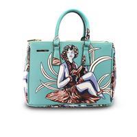 2014 cowhide cross fairy bag messenger bag shoulder bag handbag shopping bag