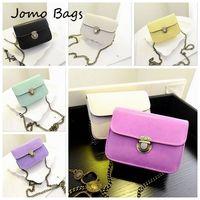 2014 New Fashion Handbags Cross Body Leather Bag Mini Shoulder Bag Chain Vintage Women's Bag Fake Designer Handbag FREE SHIPPING