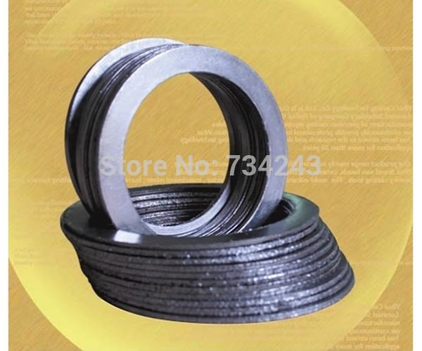 Grátis frete de grafite empresa de jóias chinês Donut importados preto 120 x 2.5 mm 92 mm 5 pçs/lote vendido por lote(China (Mainland))