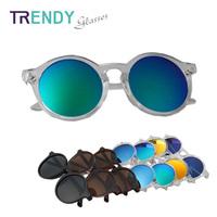 Super Light Reflective Sunglass Outdoors Womens Sunglasses Oculos De Sol Original V128
