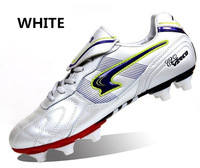 2014 New Athletic Football Shoes  Outdoor Leather Soccer Boots Sneaker For Men Size:Eur 39-42
