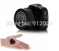 The Smallest Mini HD 720P Spy Digital DV Webcam Camera Video Recorder Camcorder
