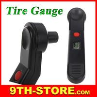 70070 Portable Digital LCD Tire Tyre Wheel Air Pressure Tire Gauge Tester For Car Motorcycle PSI KPA BAR