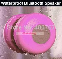 Wholesale Waterproof Bluetooth Speaker Water Speaker Wireless Speaker Bluetooth Portable Shower Speakers 20PCS/lot