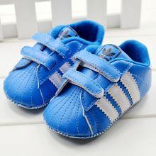 encantadora zapatos de bebé bebé zapatillas zapatos sólidos 6 colores 897(China (Mainland))