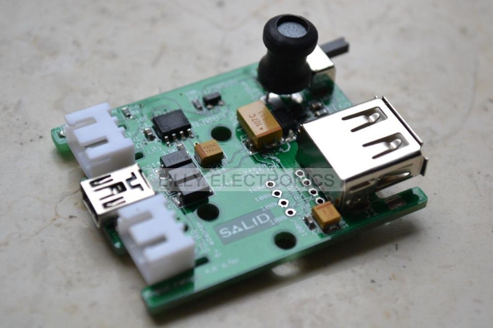 Электронные запчасти OEM LiPo Solar Charger запчасти