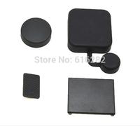 gopro go pro hero 3+ accessories Replacement Side Door+Replacement Battery Door+Standard Housing Lens Cover+Camera Lens Cover