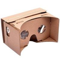 DIY Google Cardboard Cellphone VR 3D Glasses for iPhone / Samsung / Google Nexus 6