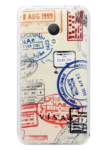 Чехол для для мобильных телефонов Case Meizu MX3 Meizu MX3 Meizu MX3 stamp