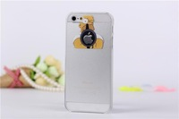 For Apple Iphone 5c Case Fashional Simpson Pattern Cover Cases The Homer Simpsons+Free Screen Protector