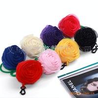 New Rose shopping bag / fashion bags / folding shopping bag