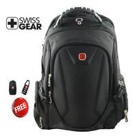 Multifunctional Laptop backpack bag,Brand Wenger,SwissGear,15.6 inch notebook backpacks, computer bag, School bag backpack 9508