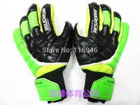 2014 Top Quality VS football Response goalkeeper gloves With fingerstall goalie soccer professional bola de futebol gloves