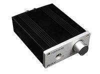 NEW TOPPING TP21 TA2021 2*25W Class T Amp Headphone Amplifier+ Power Adapter
