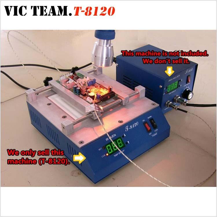 Промышленная машина Puhui PH012 t/8120 SMD PID T8120 T-8120