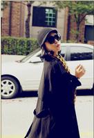 free shipping  NEW Fashion women keep warm new 2014 South Korea wholesale baseball caps Twist sweet little hat HYL33