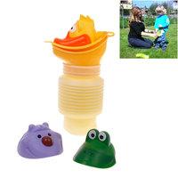 New Practical Children Urinal Travel Toilet Kid Unisex Potty Training Pee Camping#58454